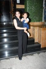 Soha Ali Khan at the Birthday celebration of Tusshar Kapoor_s son Lakshya at bandra on 1st June 2019 (15)_5cf614f57c507.JPG