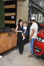 Soha Ali Khan at the Birthday celebration of Tusshar Kapoor_s son Lakshya at bandra on 1st June 2019 (16)_5cf614f730483.JPG