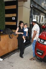 Soha Ali Khan at the Birthday celebration of Tusshar Kapoor_s son Lakshya at bandra on 1st June 2019 (17)_5cf614f8e0356.JPG