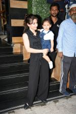 Soha Ali Khan at the Birthday celebration of Tusshar Kapoor_s son Lakshya at bandra on 1st June 2019 (21)_5cf614ff99454.JPG