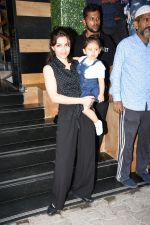 Soha Ali Khan at the Birthday celebration of Tusshar Kapoor_s son Lakshya at bandra on 1st June 2019 (22)_5cf6150135ac0.JPG