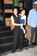 Soha Ali Khan at the Birthday celebration of Tusshar Kapoor_s son Lakshya at bandra on 1st June 2019 (23)_5cf61502e5389.JPG