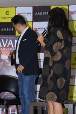 Zoya Akhtar Unveil The Book Of Author Amish Tripathi Raavan Enemy Of Aryavarta on 3rd June 2019 (31)_5cf62baa30773.jpg
