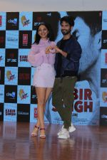 Shahid Kapoor & Kiara Advani at the song launch of Kabir Singh on 6th June 2019 (3)_5cfa0c9055b86.jpg