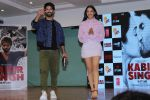 Shahid Kapoor & Kiara Advani at the song launch of Kabir Singh on 6th June 2019 (67)_5cfa0cb359516.jpg