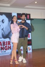 Shahid Kapoor, Kiara Advani at the song launch of Kabir Singh on 6th June 2019 (6)_5cfa0aabd18f1.JPG