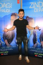Millind Gaba at Zindagi Di Paudi song launch at Hard Rock Cafe andheri on 6th June 2019 (26)_5cfa0a309aea8.JPG