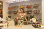 Shilpa Shetty celebrates the 100 episodes of Cook Along at Big Bazaar in worli on 6th June 2019 (12)_5cfa09b933e9a.JPG