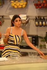 Shilpa Shetty celebrates the 100 episodes of Cook Along at Big Bazaar in worli on 6th June 2019