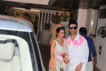 Karan Johar at Sonam Kapoor_s birthday party in Anil Kapoor_s house in juhu on 8th June 2019 (43)_5d0236995cae5.JPG