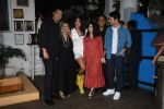 Priyanka Chopra,, Siddharth Roy Kapoor, Rohit Saraf, Zaira Wasim, Shonali Bose, Ronnie Screwvala at the wrapup party of film Sky is Pink at olive in bandra on 12th June 2019 (209)_5d025cc656c59.JPG