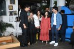 Priyanka Chopra,, Siddharth Roy Kapoor, Rohit Saraf, Zaira Wasim, Shonali Bose, Ronnie Screwvala at the wrapup party of film Sky is Pink at olive in bandra on 12th June 2019 (232)_5d025c767c8e0.JPG