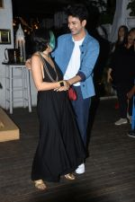 Shonali Bose, Rohit Saraf at the wrapup party of film Sky is Pink at olive in bandra on 12th June 2019 (49)_5d025c80036a1.JPG