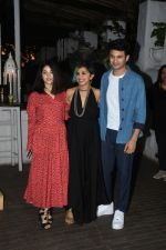Zaira Wasim, Rohit Saraf at the wrapup party of film Sky is Pink at olive in bandra on 12th June 2019 (72)_5d025c8457148.JPG