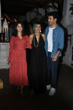 Zaira Wasim, Rohit Saraf at the wrapup party of film Sky is Pink at olive in bandra on 12th June 2019 (76)_5d025c875be8f.JPG