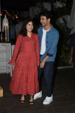 Zaira Wasim, Rohit Saraf at the wrapup party of film Sky is Pink at olive in bandra on 12th June 2019 (78)_5d025c88f24b7.JPG