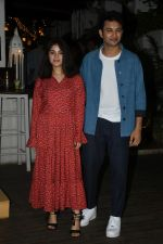Zaira Wasim, Rohit Saraf at the wrapup party of film Sky is Pink at olive in bandra on 12th June 2019 (80)_5d025c8a6b24e.JPG