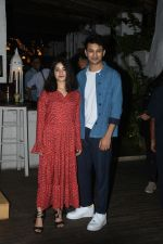 Zaira Wasim, Rohit Saraf at the wrapup party of film Sky is Pink at olive in bandra on 12th June 2019 (81)_5d025c8bd29cb.JPG