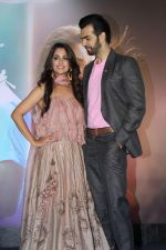 Dipika Kakar, Karan Grover at the launch of TV Series Kahaan Hum Kahaan Tum on 13th June 2019 (92)_5d034e115eb84.jpg