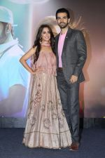 Dipika Kakar, Karan Grover at the launch of TV Series Kahaan Hum Kahaan Tum on 13th June 2019 (97)_5d034e191c6e3.jpg