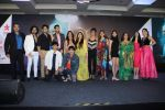 Dipika Kakar, Karan Grover, Rashmi Desai, Tanaaz Irani at the launch of TV Series Kahaan Hum Kahaan Tum on 13th June 2019 (103)_5d034e2095258.jpg