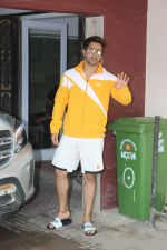 Varun Dhawan spotted at gym in bandra on 13th June 2019