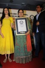 Bhushan Kumar has been felicitated with an official certificate from Guinness World Records as T-Series became the first YouTube channel to reach 100 million subscribers on 17th June 2019 (64)_5d0735870d600.JPG