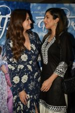 Dia Mirza, Sophie Choudry at the Screening of Zee5's original Kaafir in sunny sound juhu on 15th June 2019