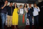 Divya Kumar , Bhushan Kumar has been felicitated with an official certificate from Guinness World Records as T-Series became the first YouTube channel to reach 100 million subscribers on 17th June 2019 (55)_5d0735b8d4979.JPG