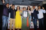 Divya Kumar , Bhushan Kumar has been felicitated with an official certificate from Guinness World Records as T-Series became the first YouTube channel to reach 100 million subscribers on 17th June 2019 (56)_5d0735bc86ef3.JPG