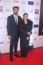 Falguni and Shane Peacock at the Grand Finale of Femina Miss India in NSCI worli on 15th June 2019