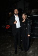 Falguni and Shane peacock at Rohini Iyyer's party on 16th June 2019