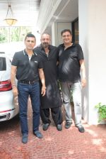 Sanjay Dutt spotted at Anand Pandit_s house in juhu on 15th June 2019 (37)_5d07445d2961c.JPG