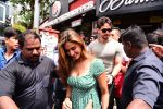 Tiger Shroff, Disha Patani spotted at Bastian in bandra on 16th June 2019 (6)_5d0755e2ee4b8.jpg
