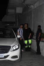 Kartik Aaryan ,Karan Johar spotted at Dharma films office in bandra on 17th June 2019 (11)_5d0893d58f3a8.JPG