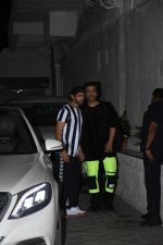 Kartik Aaryan ,Karan Johar spotted at Dharma films office in bandra on 17th June 2019 (13)_5d0893d701f5e.JPG