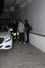 Kartik Aaryan ,Karan Johar spotted at Dharma films office in bandra on 17th June 2019 (14)_5d0893f09b7c3.JPG