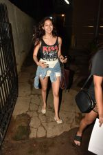 Amyra Dastur spotted at bandra on 18th June 2019