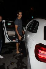Ishaan Khattar spotted at Myrah spa in juhu on 18th June 2019 (1)_5d09d7d02bed4.JPG