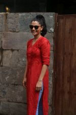 Saiyami Kher spotted at bandra on 18th June 2019