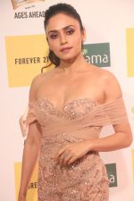 Amruta Khanvilkar at the Red Carpet of 1st Edition of Grazia Millennial Awards on 19th June 2019 on 19th June 2019