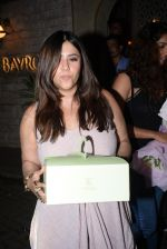Ekta Kapoor spotted at Bayroute in juhu on 19th June 2019 (32)_5d0b3078575c9.JPG