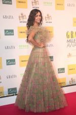 Hrishita Bhatt at the Red Carpet of 1st Edition of Grazia Millennial Awards on 19th June 2019 on 19th June 2019