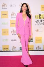 Janhvi Kapoor at the Red Carpet of 1st Edition of Grazia Millennial Awards on 19th June 2019 on 19th June 2019  (51)_5d0b32ee30d7f.jpg