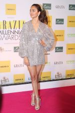 Kriti Kharbanda at the Red Carpet of 1st Edition of Grazia Millennial Awards on 19th June 2019 on 19th June 2019