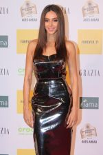 Shibani Dandekar at the Red Carpet of 1st Edition of Grazia Millennial Awards on 19th June 2019 (19)_5d0b339bea373.jpg