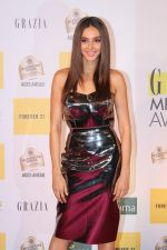 Shibani Dandekar at the Red Carpet of 1st Edition of Grazia Millennial Awards on 19th June 2019 on 19th June 2019