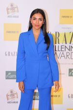 Shriya Pilgaonkar at the Red Carpet of 1st Edition of Grazia Millennial Awards on 19th June 2019 on 19th June 2019