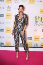 Sonal Chauhan at the Red Carpet of 1st Edition of Grazia Millennial Awards on 19th June 2019 on 19th June 2019  (3)_5d0b33c90b05f.jpg