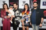 Adah Sharma, Neil Nitin Mukesh, Naman Nitin Mukesh at the Wrapup party of film Bypass Road in andheri on 20th June 2019
